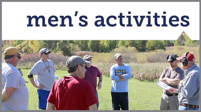 Men's Activities