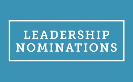 Leadership Nominations