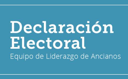 Declaración Electoral